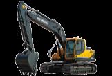 Excavadora R220LC-9SB