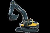 Excavadora R380LC-9S