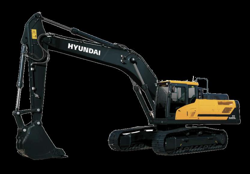 Hyundai HX340SL